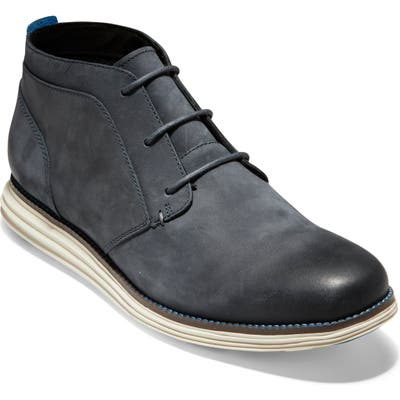 Cole Haan Original Grand Chukka Boot, Blue