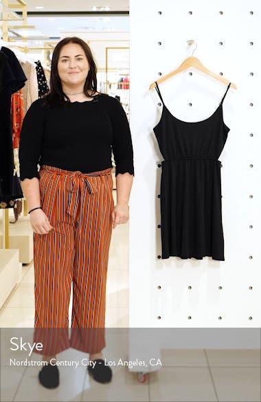 Le Fresh Cutout Minidress, sales video thumbnail