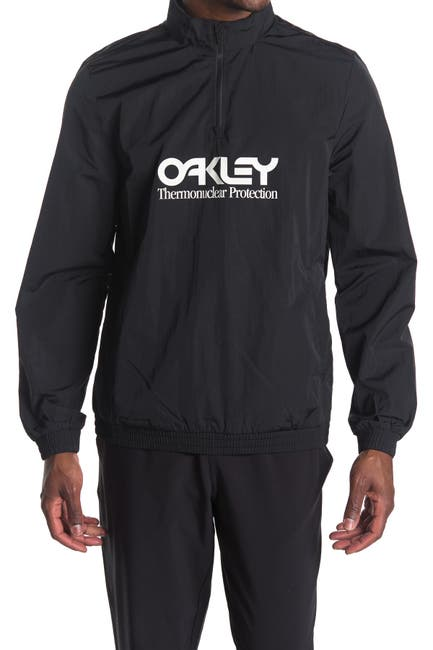 Image of Oakley Thermonuclear Protection Half Zip Pullover Jacket