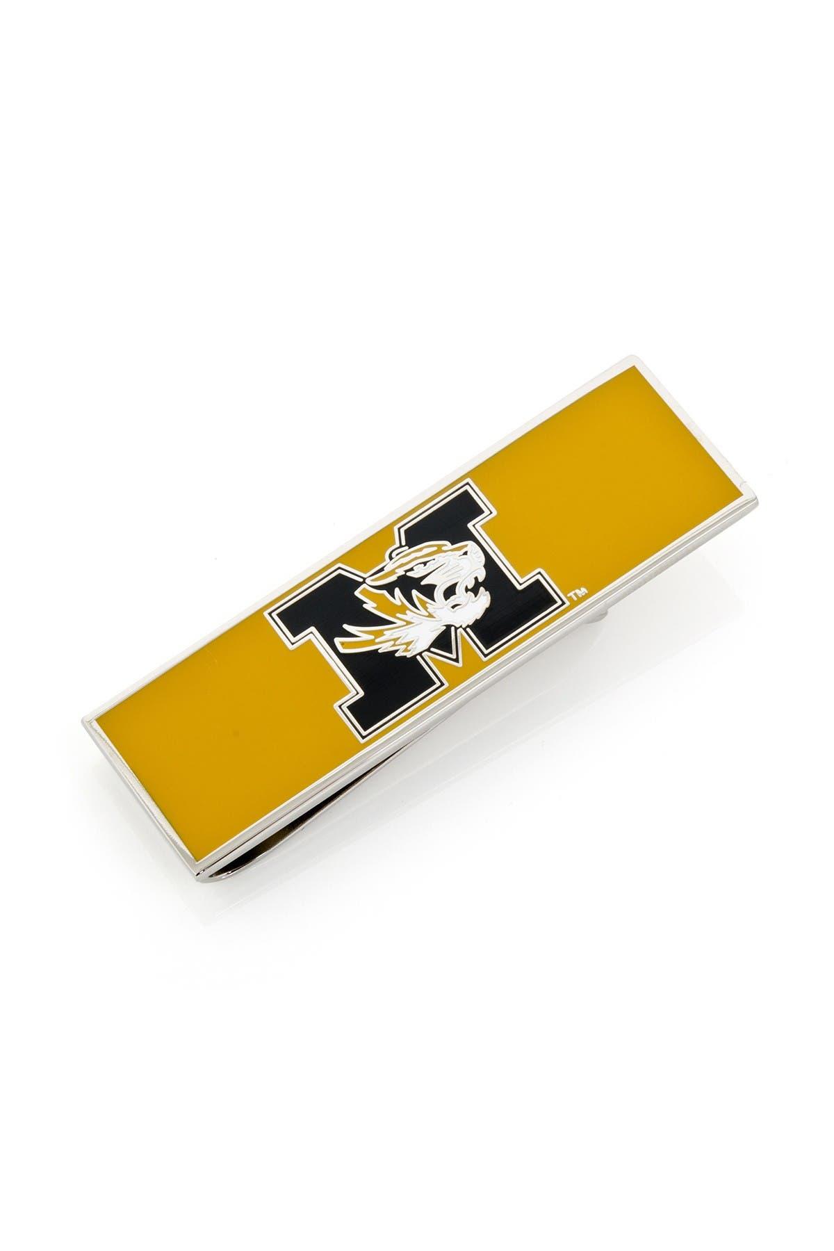 Image of Cufflinks Inc. University of Missouri Tigers Money Clip