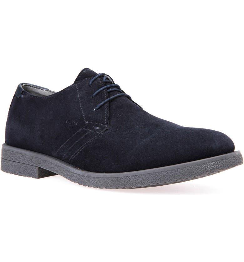 código promocional 6bd70 aa098 Geox Brandled Buck Shoe (Men) | Nordstrom