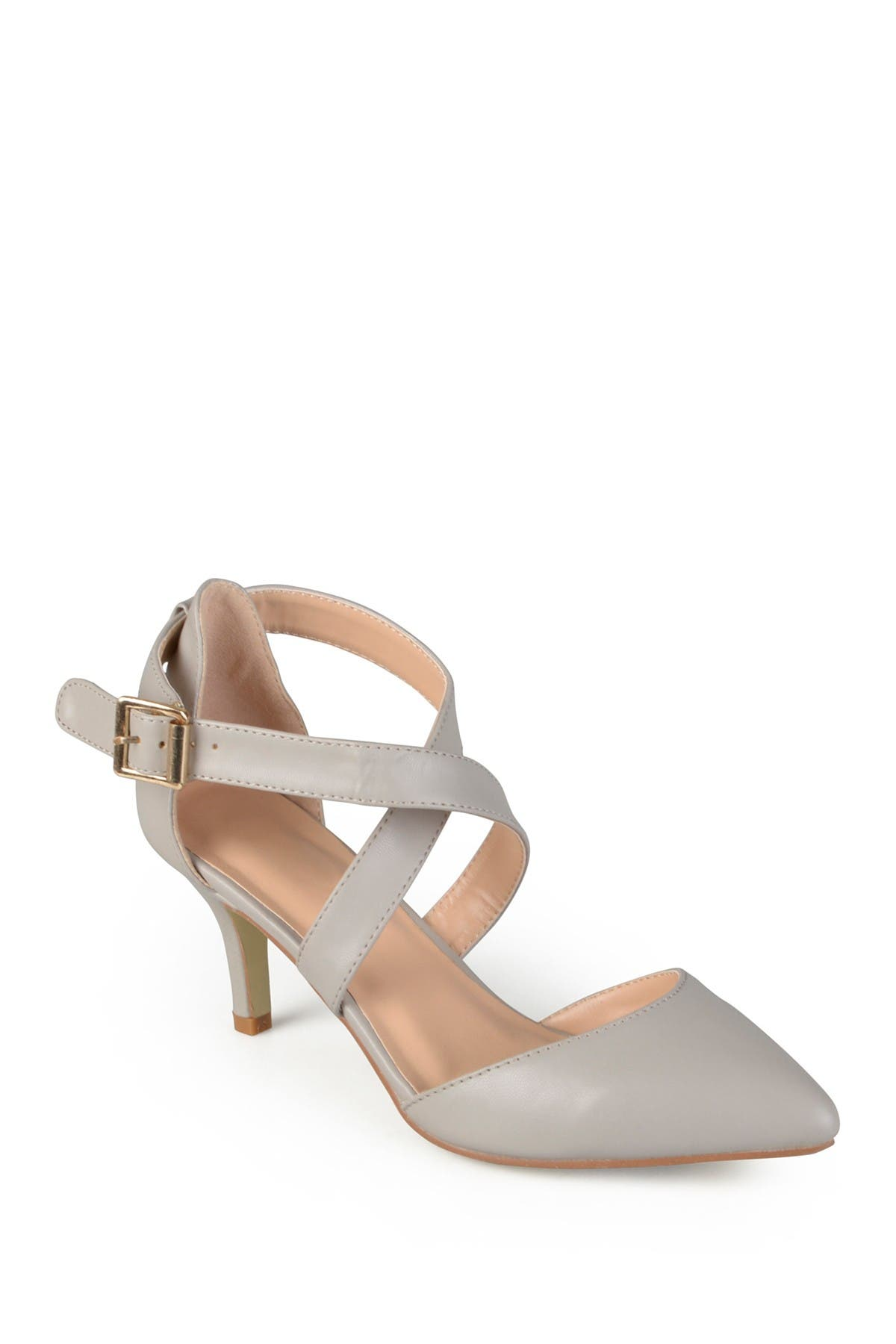 Image of JOURNEE Collection Riva Crossover Pump