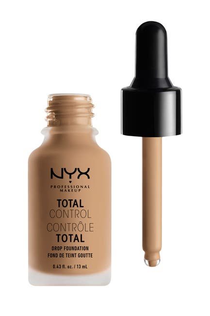 Image of NYX COSMETICS Total Control Drop Foundation - Buff