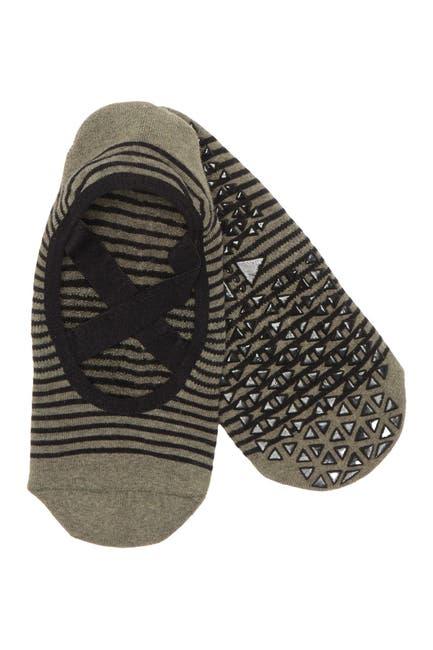 Image of Tavi Noir Grip Chloe Squad No-Show Socks