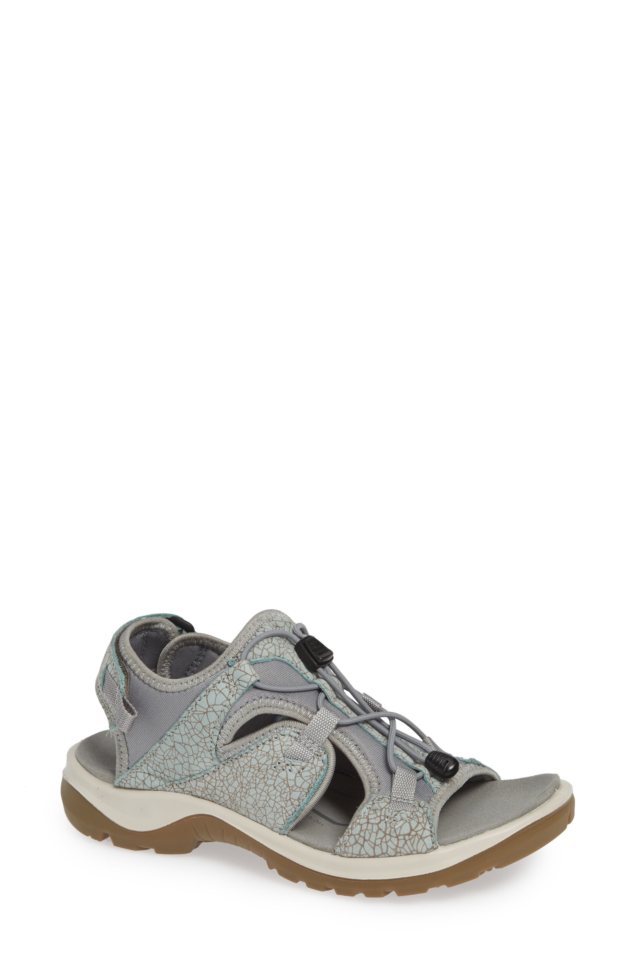 Ecco Off-Road Sandal, Blue