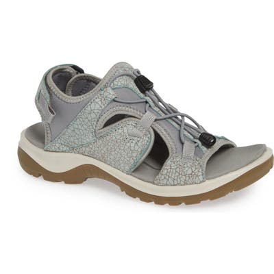 Ecco Off-Road Sandal,12.5 - Blue