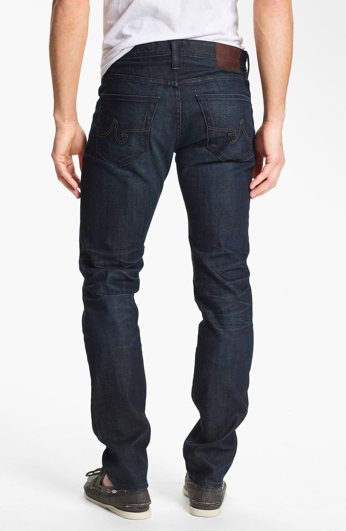 ,                             'Dylan' Slim Skinny Leg Jeans,                             Alternate thumbnail 16, color,                             467