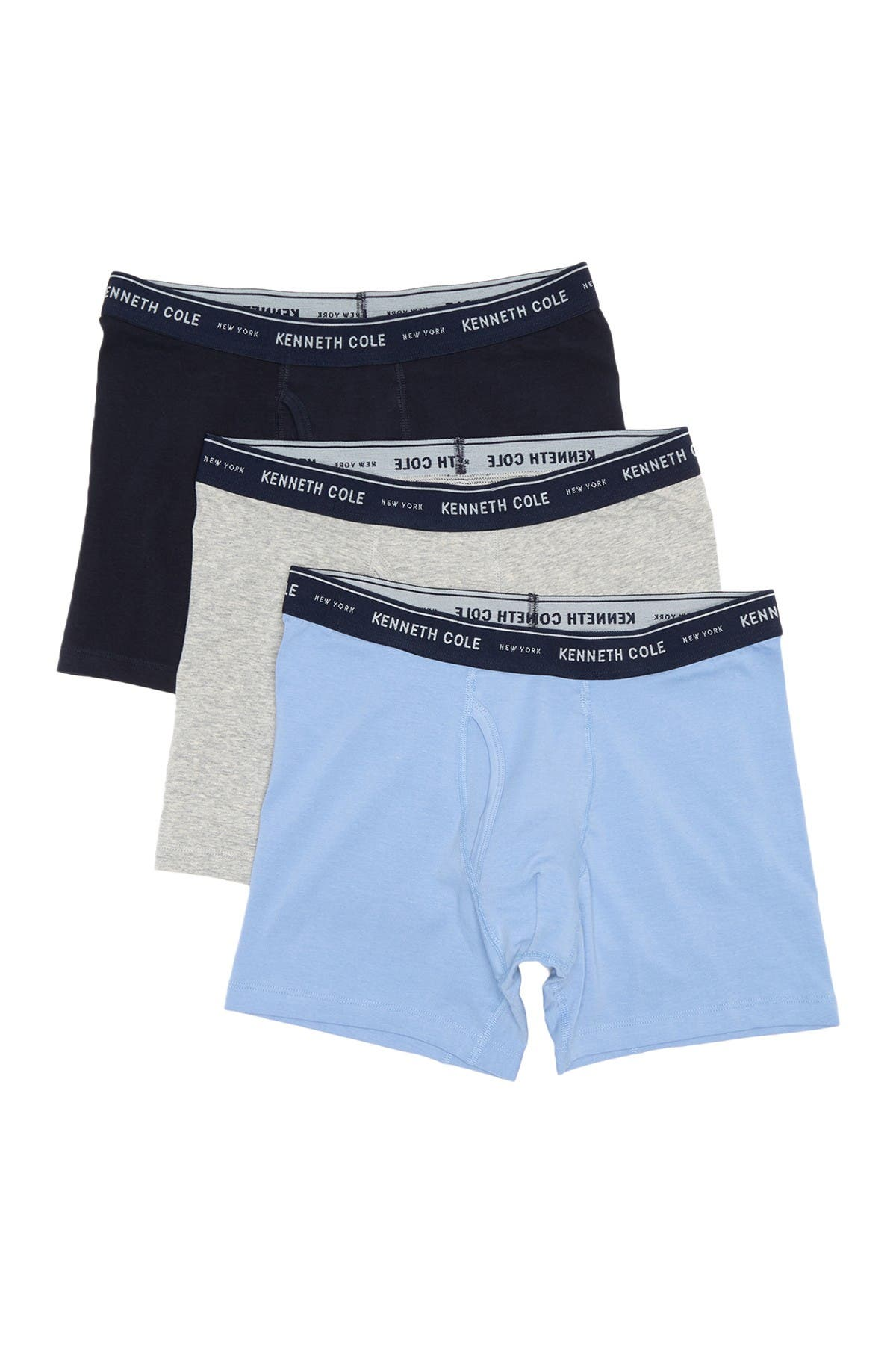 Image of KENNETH COLE Boxer Briefs - Pack of 3