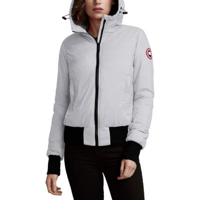 Canada Goose Dore Down Hooded Jacket, Grey