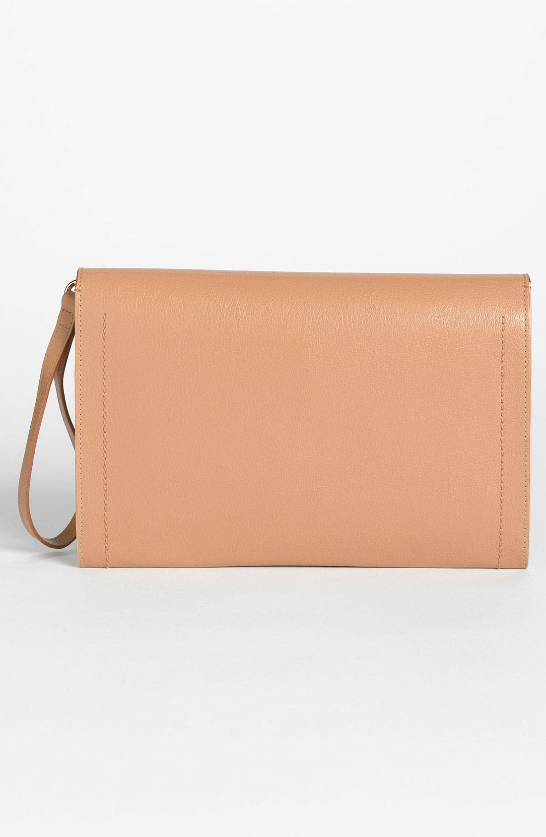 ,                             '1984 Isobel' Leather Clutch,                             Alternate thumbnail 8, color,                             250
