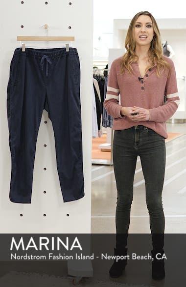 Caslon Sandwash Pull-On Pants, sales video thumbnail