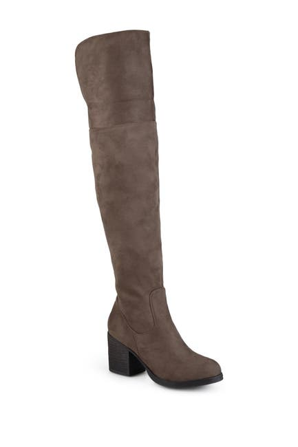 Image of JOURNEE Collection Sana Over-the-Knee Boot - Wide Calf