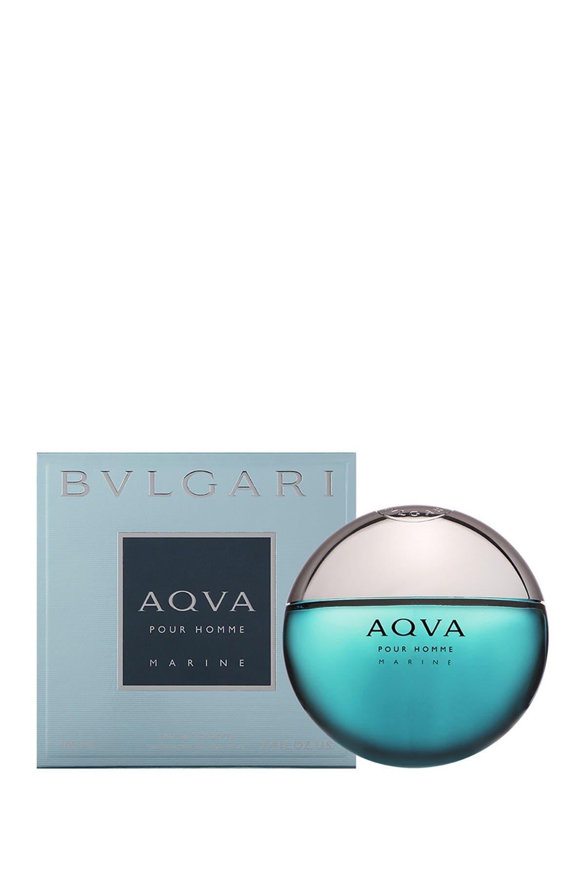 Image of Bvlgari Aqva Marine Eau de Toilette Spray - 3.4 fl. oz.