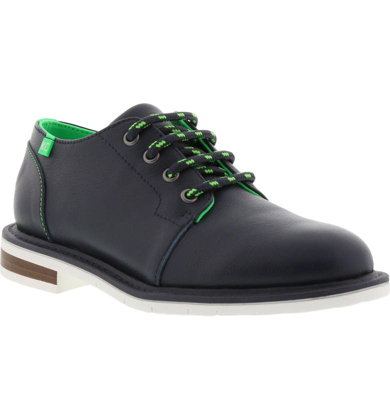 KENNETH COLE NEW YORK Klay Flex Neo Derby, Main, color, NAVY