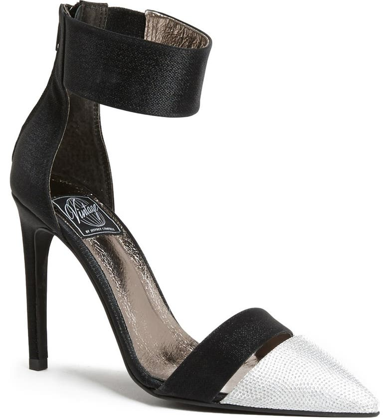 JEFFREY CAMPBELL 'Adelyn' Pointy Toe Pump, Main, color, 042