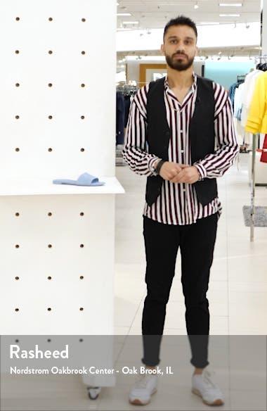 Cora Suede Slide Sandal, sales video thumbnail