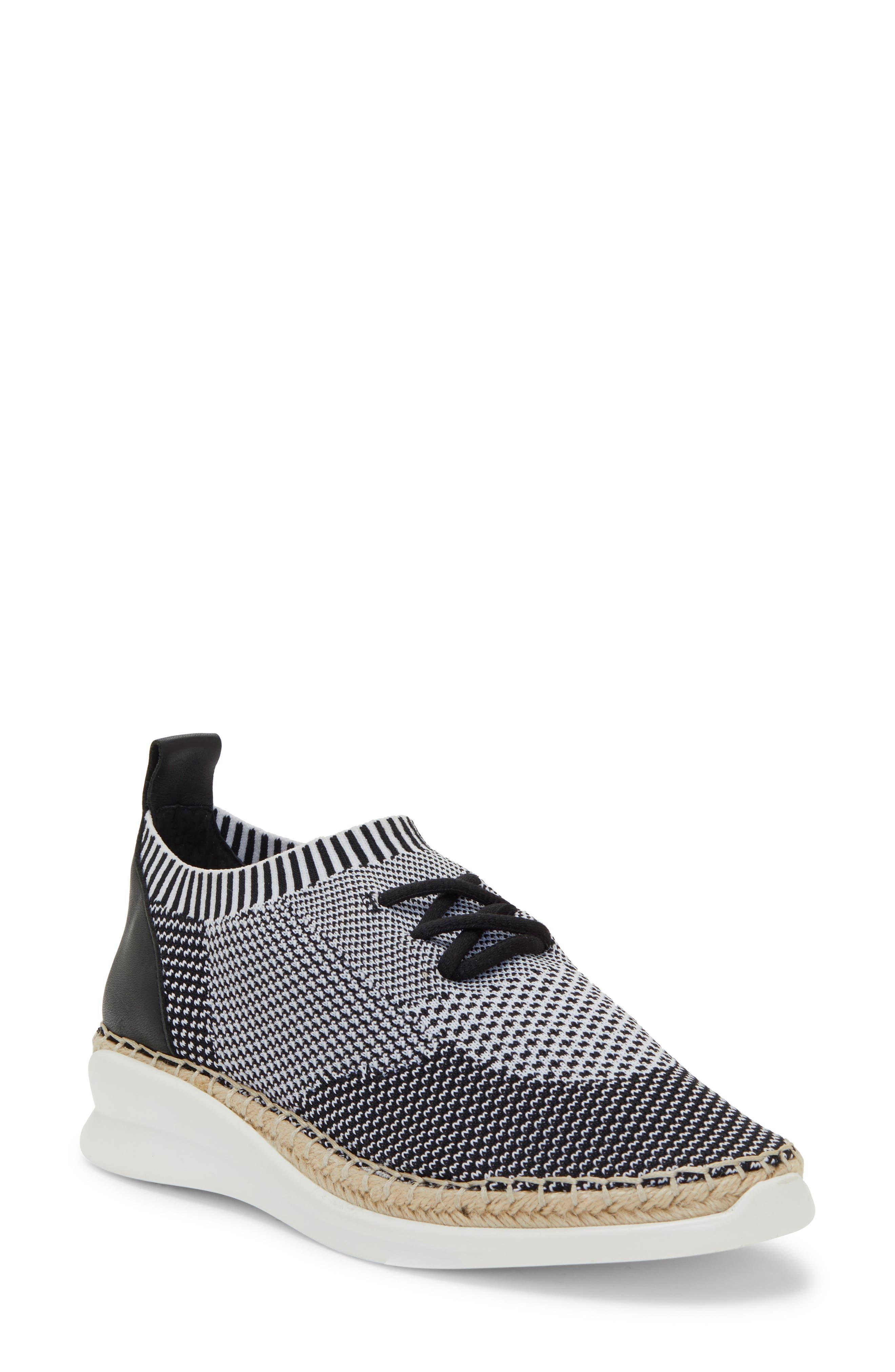 Vince Camuto Affina Sneaker- Black