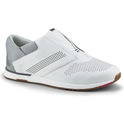Kizik Dubai Slip-On Sneaker- White