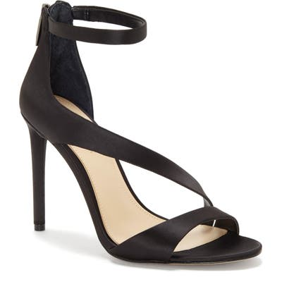 Imagine By Vince Camuto Strappy Sandal- Black