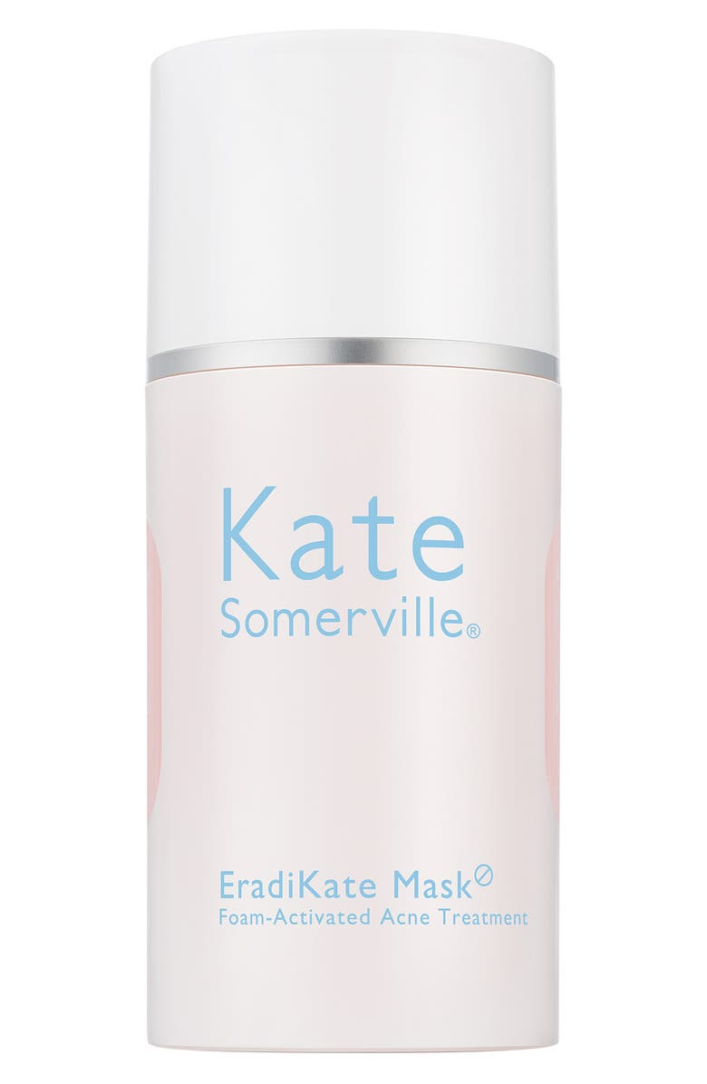 KATE SOMERVILLE<SUP>®</SUP> 'EradiKate' Mask Foam-Activated Acne Treatment, Main, color, NO COLOR