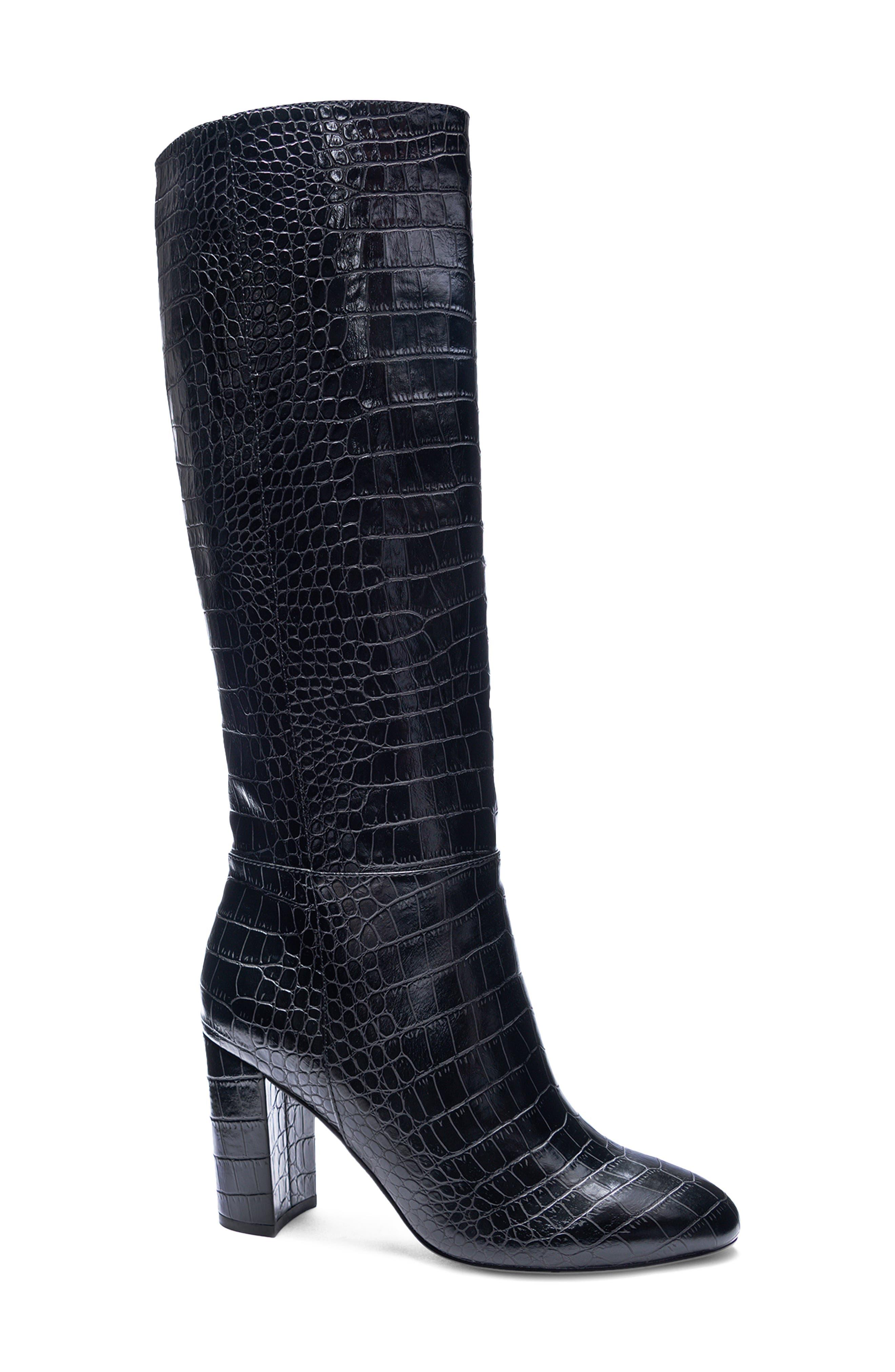 Krafty Knee High Boot