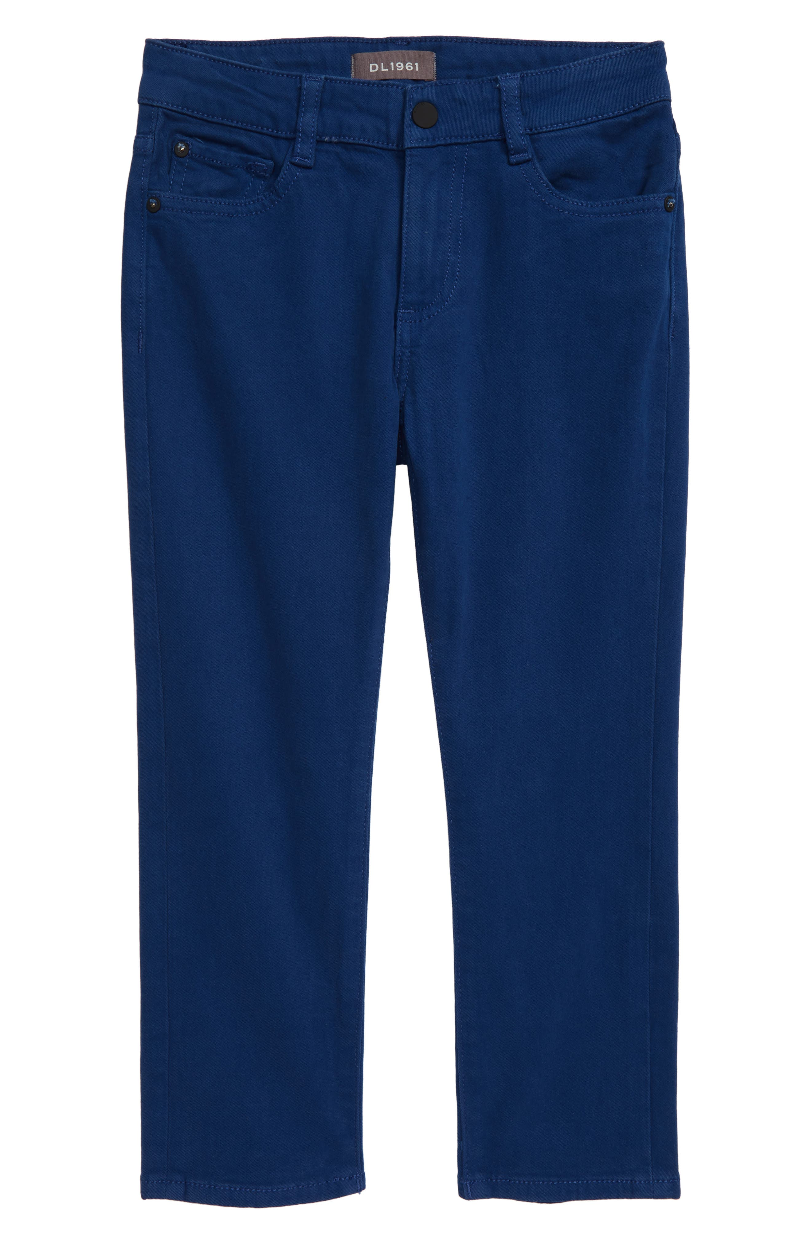 Boys Dl1961 Brady Slim Fit Jeans Size 6  Blue