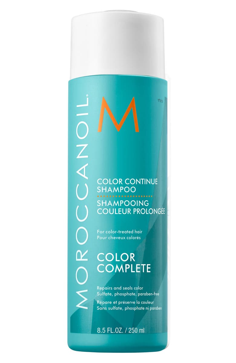 MOROCCANOIL<SUP>®</SUP> Color Continue Shampoo, Main, color, NO COLOR