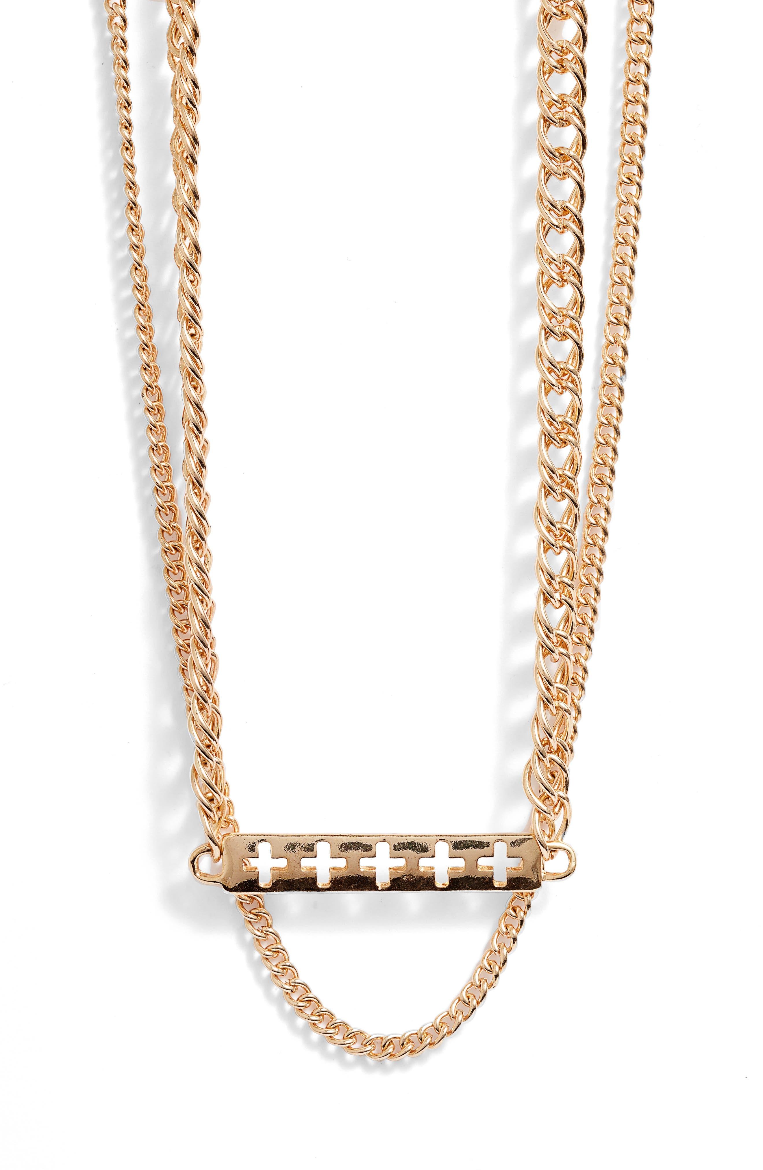 Women's Bp. + Wildfang Diy Necklace Set (Nordstrom Exclusive)