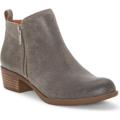 Lucky Brand Basel Bootie- Grey