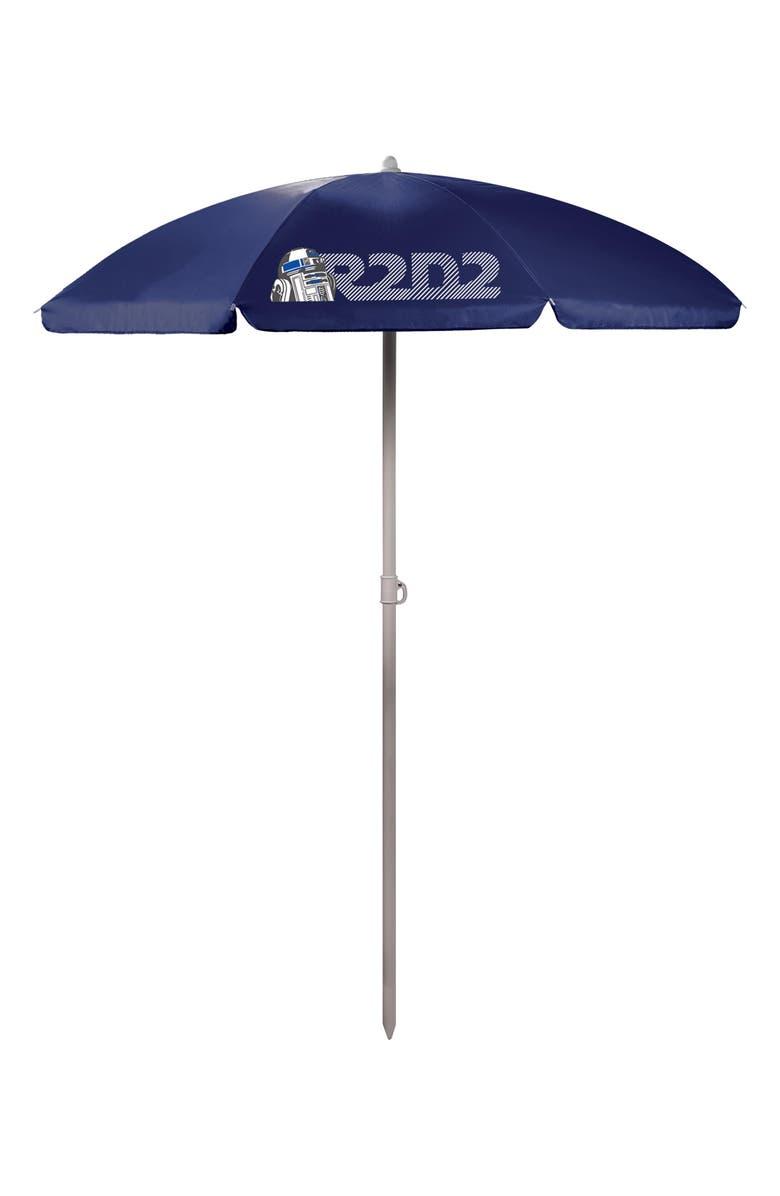 ONIVA x Star Wars<sup>™</sup> - R2-D2 Portable Beach Umbrella, Main, color, 600