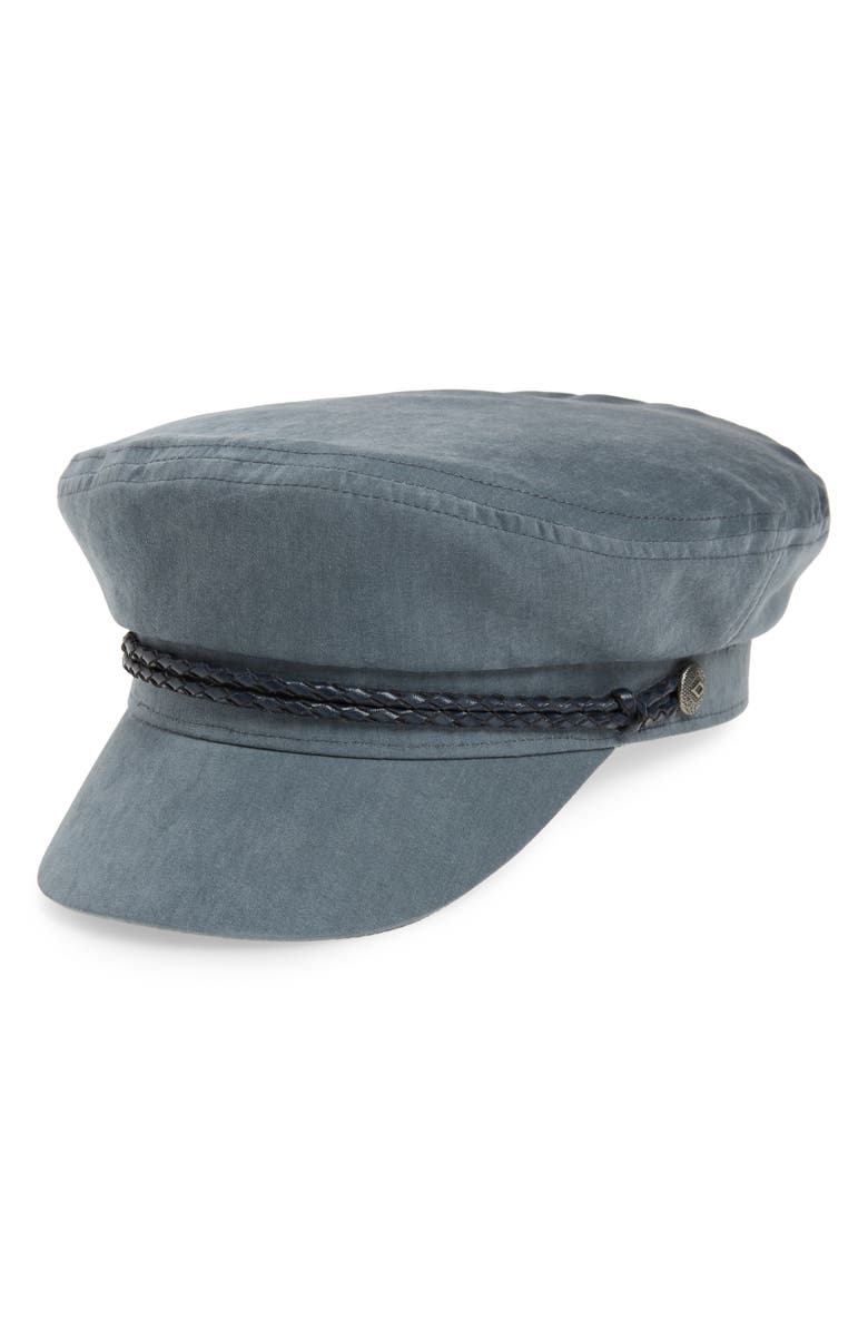 BRIXTON Ashland Baker Boy Cap, Main, color, 400