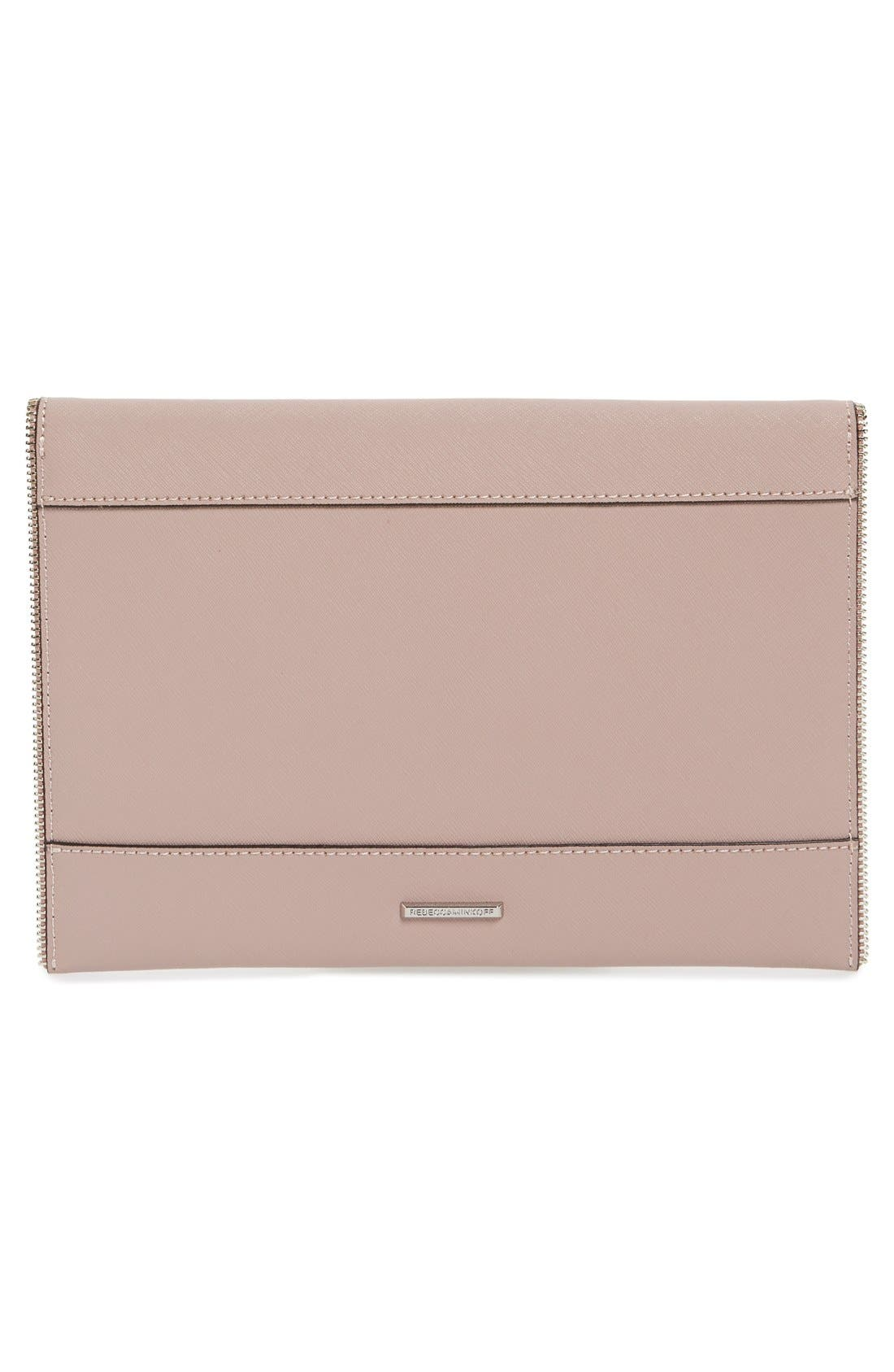 ,                             Leo Envelope Clutch,                             Alternate thumbnail 281, color,                             659