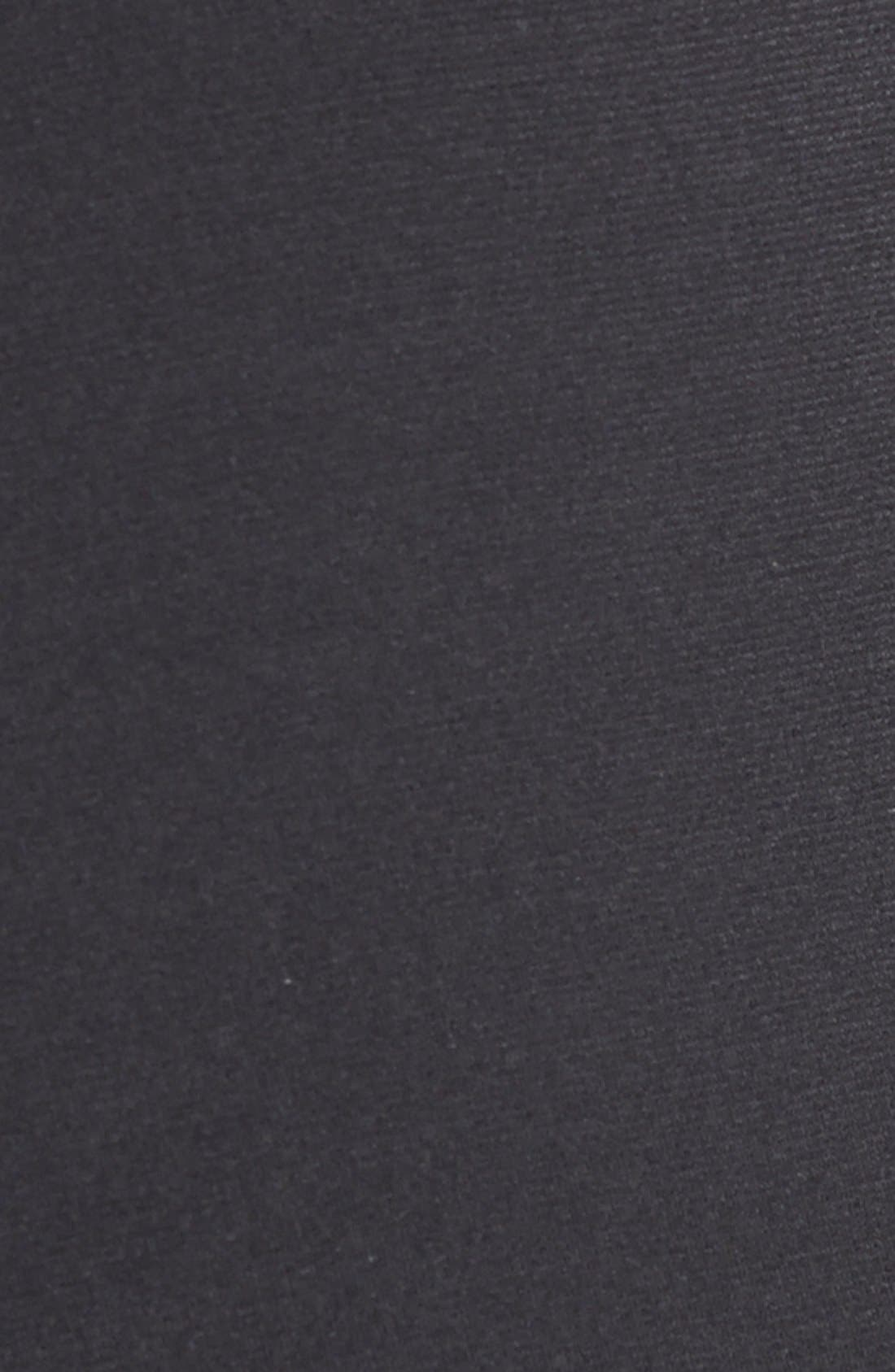 ,                             Sequin Front Leggings,                             Alternate thumbnail 4, color,                             001