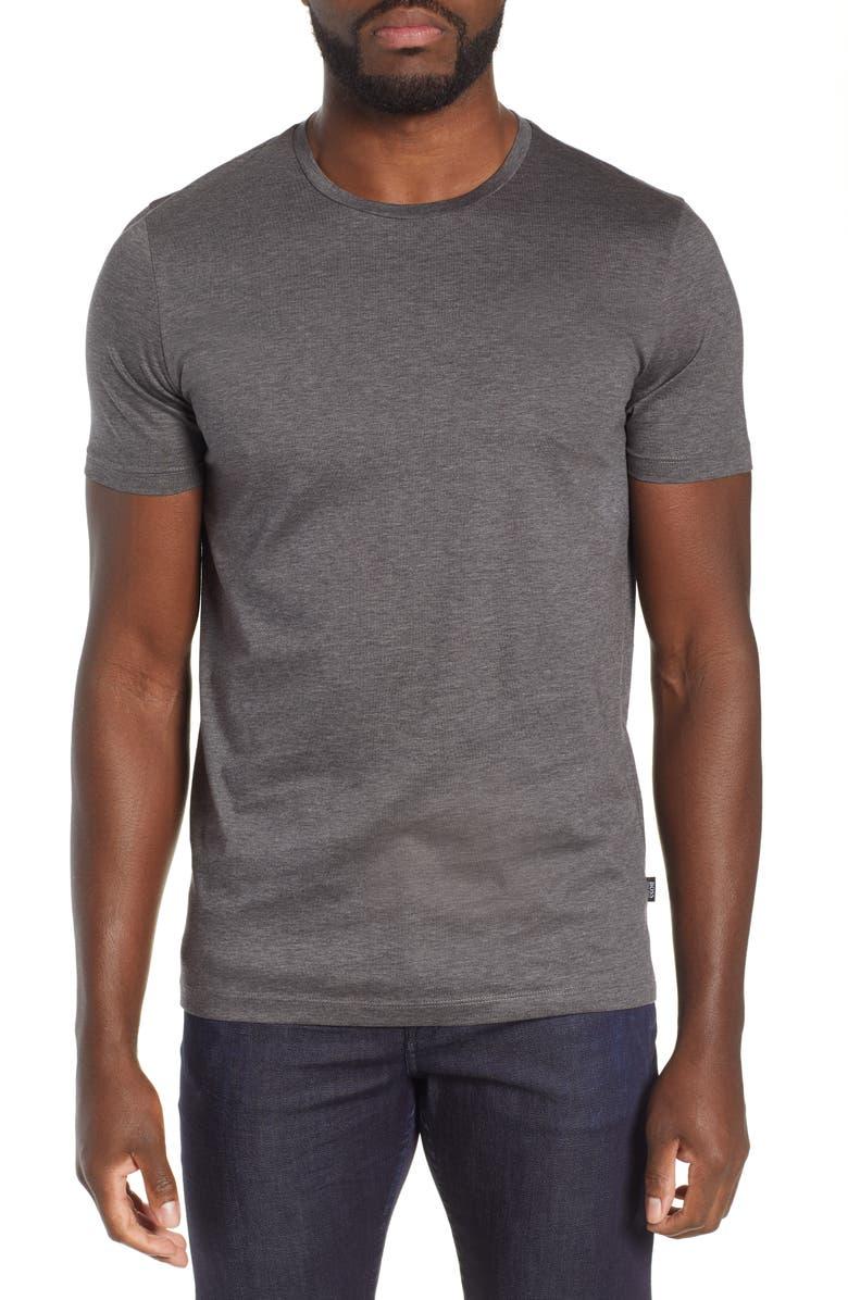 BOSS Tessler Slim Fit T-Shirt, Main, color, 030