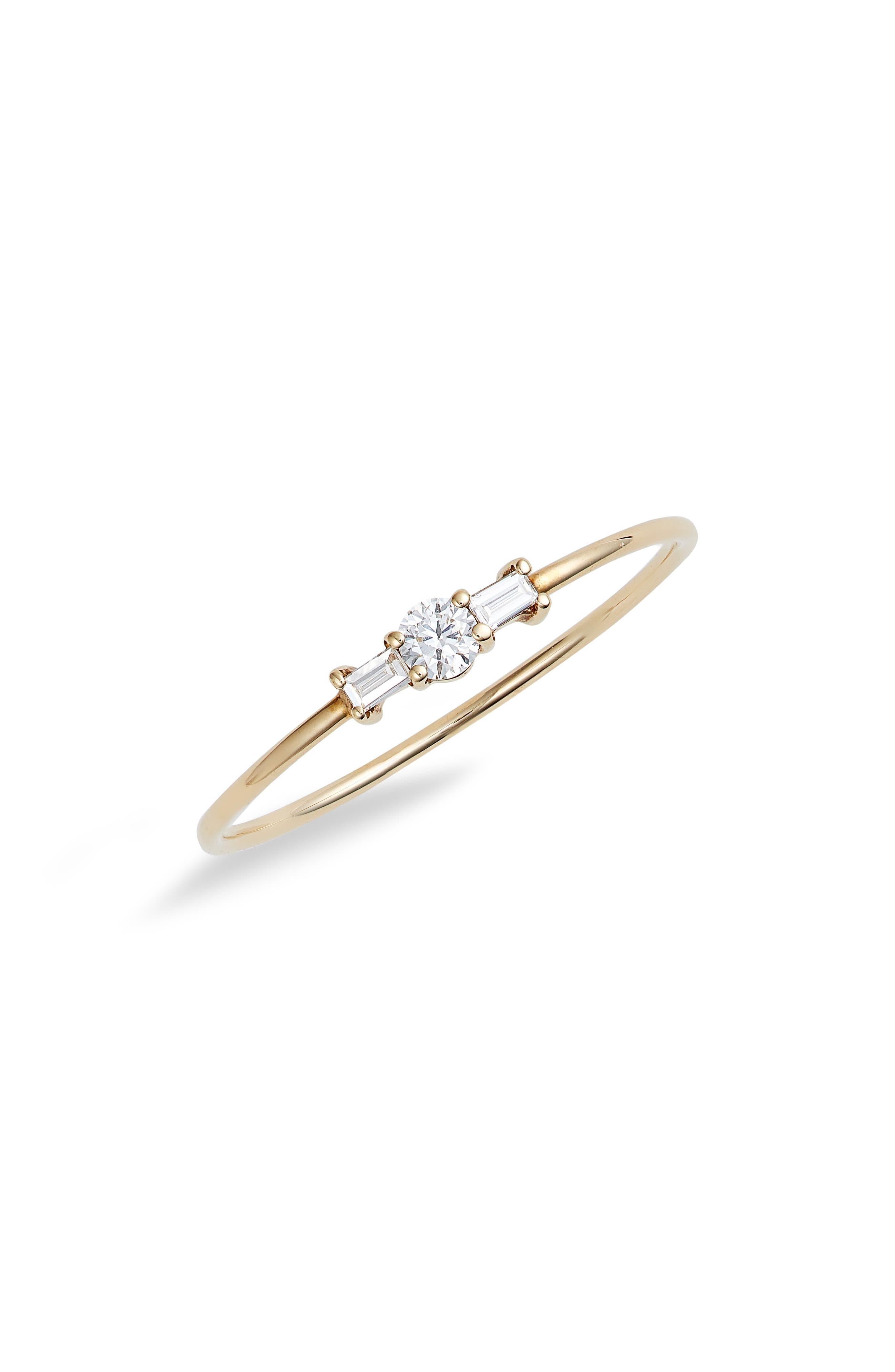 Whisper Diamond Ring