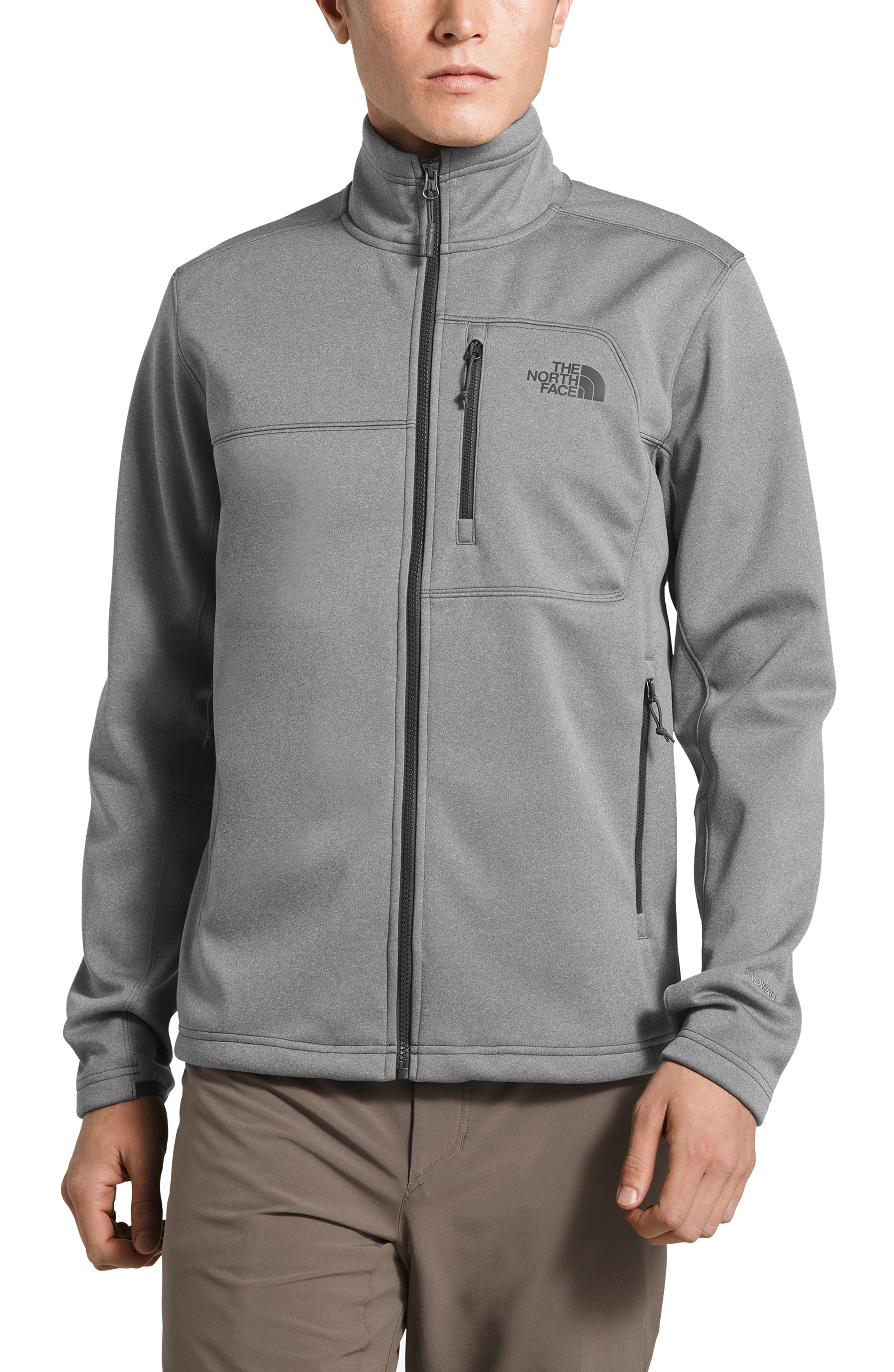 The North Face Apex Risor Jacket, Grey
