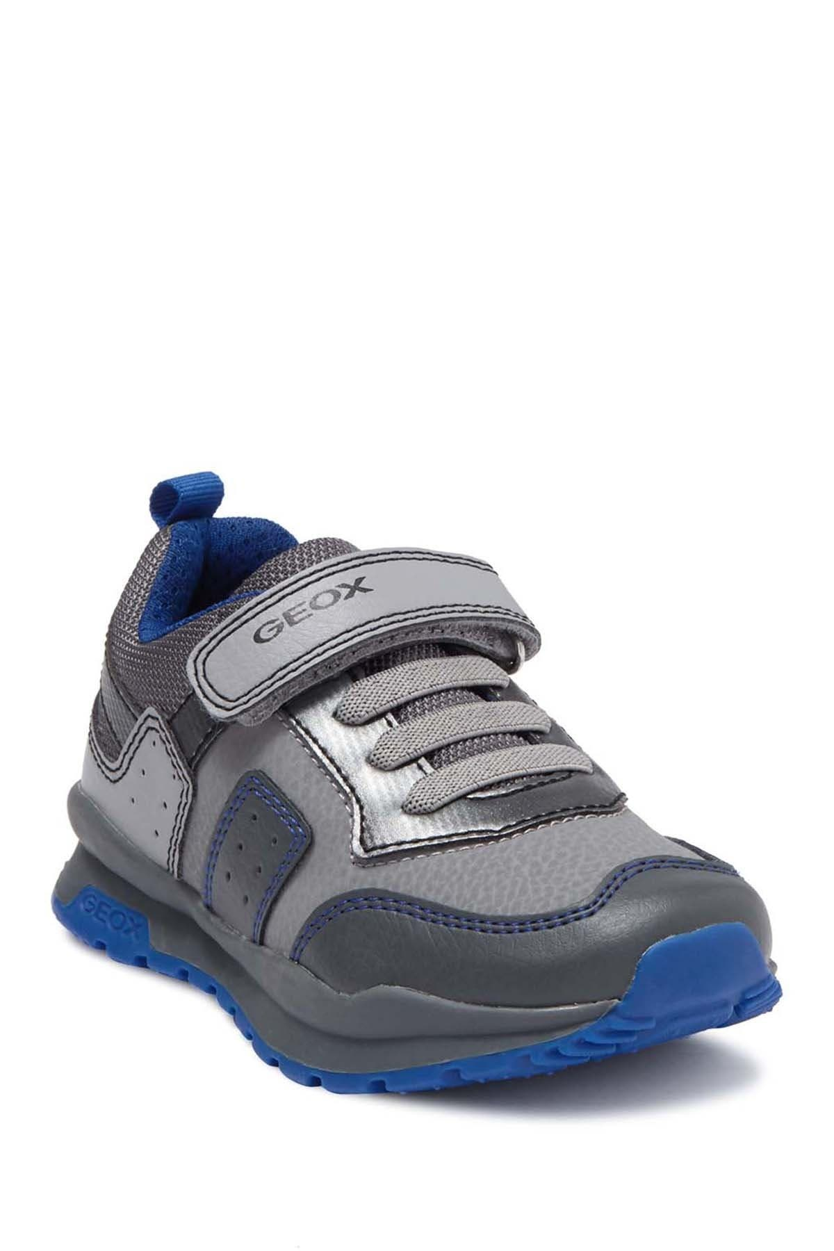 Image of GEOX Pavel Strap Sneaker