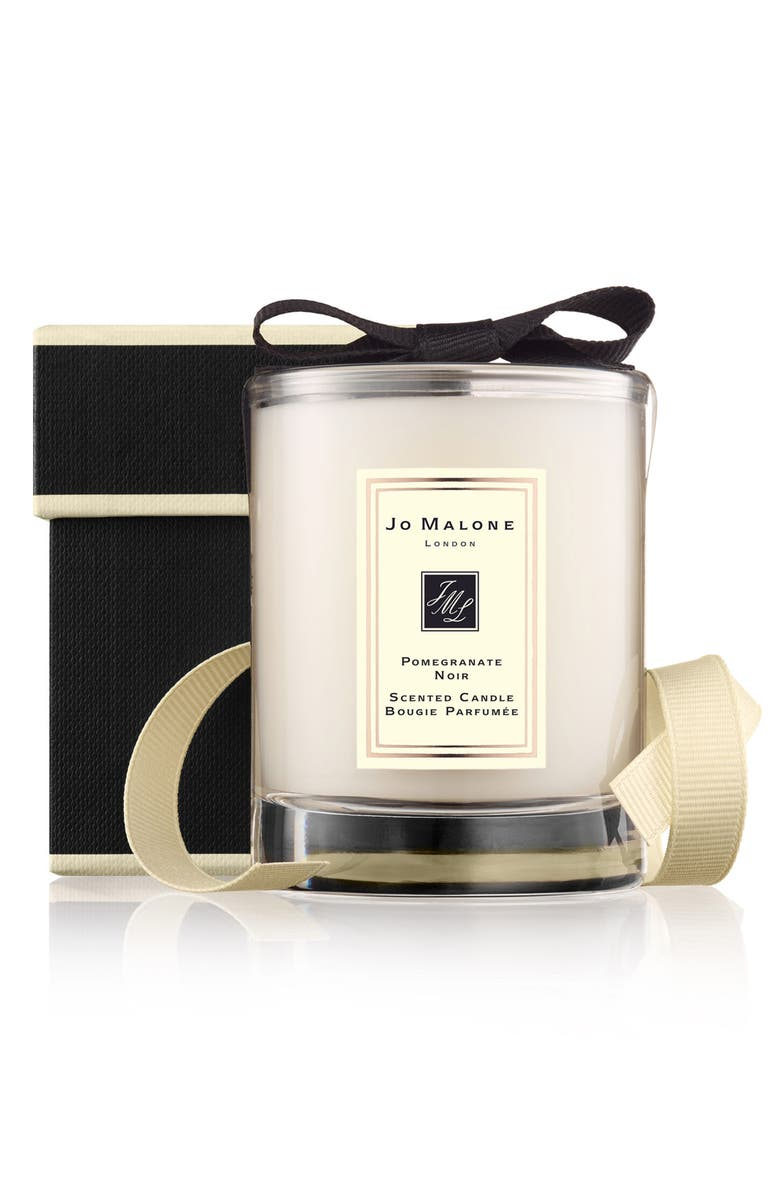 JO MALONE LONDON<SUP>™</SUP> Pomegranate Noir Travel Candle, Main, color, NO COLOR