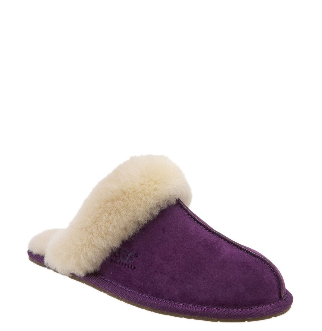 ,                             Scuffette II Water Resistant Slipper,                             Main thumbnail 78, color,                             507
