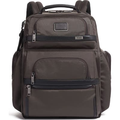 Tumi Alpha 3 Collection Briefpack - Brown