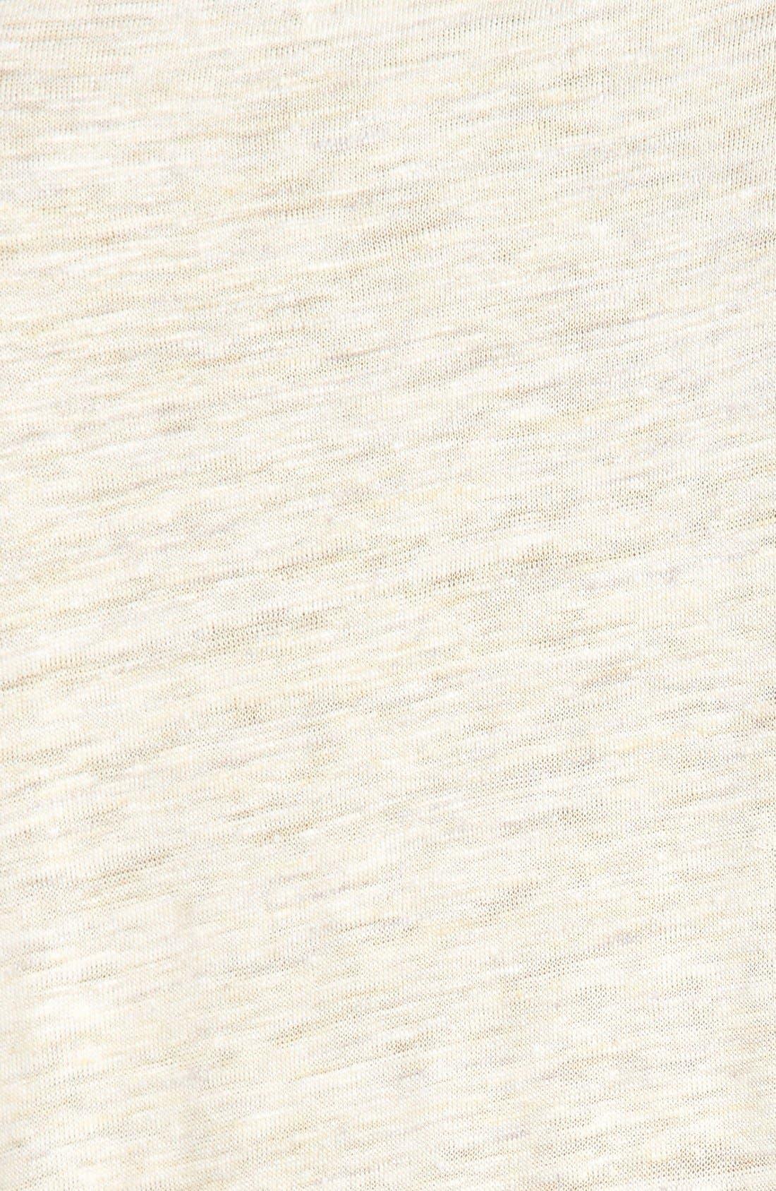 ,                             Modern Linen Gather Top,                             Alternate thumbnail 24, color,                             902