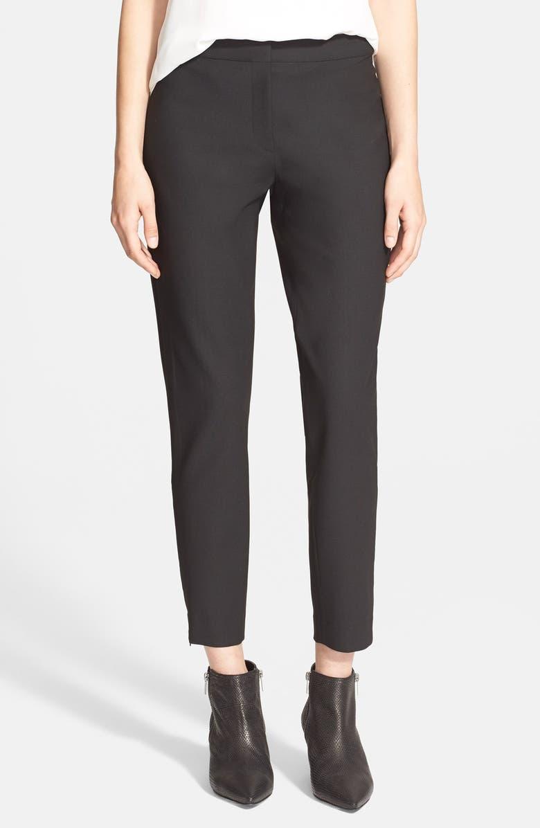 ELIZABETH AND JAMES 'Victoria' Crop Pants, Main, color, 001
