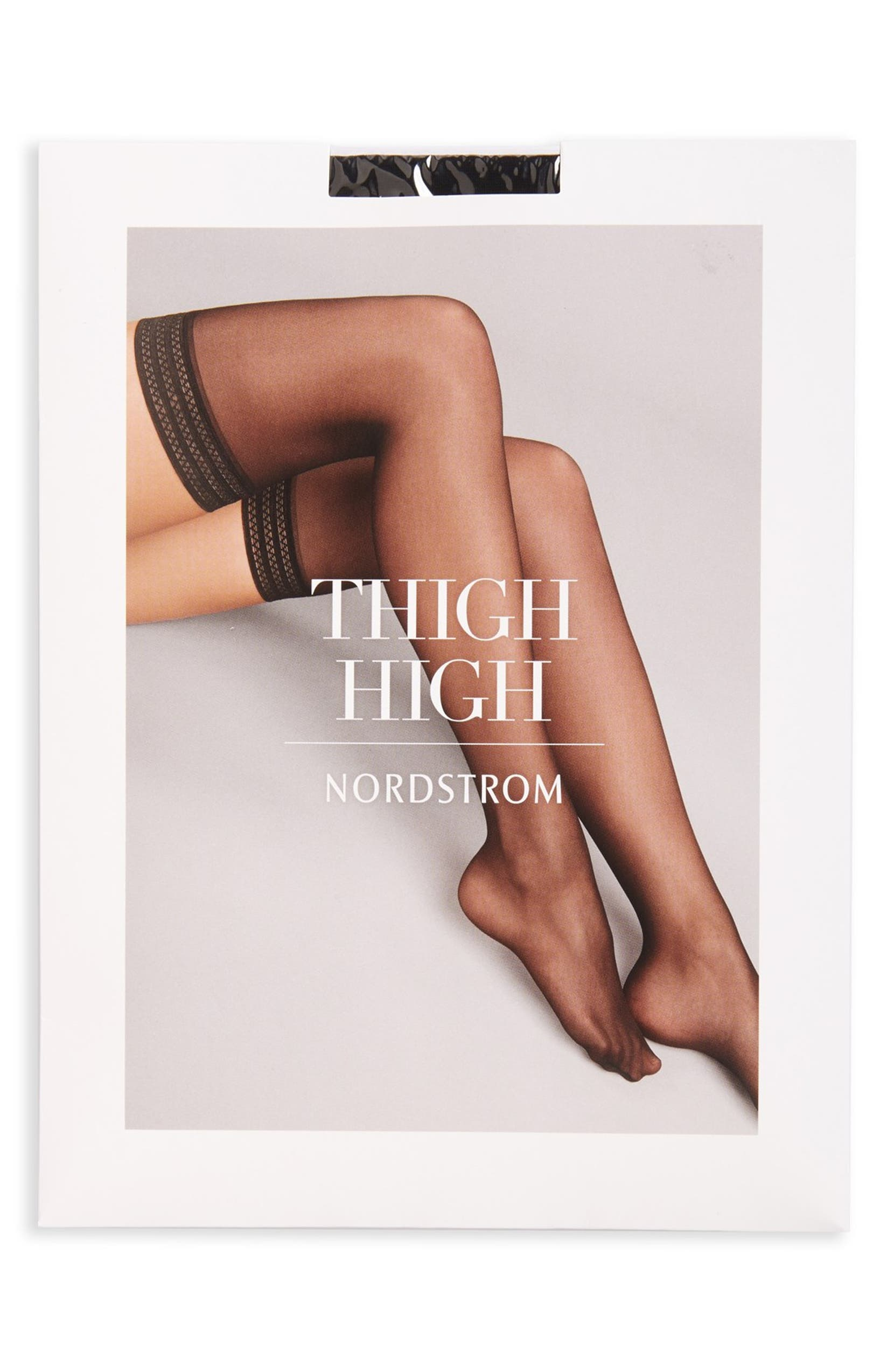 8529aeb67c595 Nordstrom Sheer Thigh High Stay-Up Stockings (3 for $36) | Nordstrom