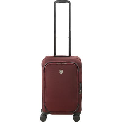 "Victorinox Swiss Army Connex Frequent Flyer 22"" Spinner Carry-On - Burgundy"