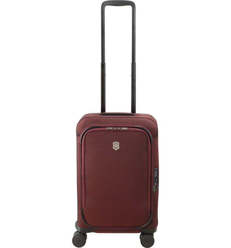 """VICTORINOX SWISS ARMY<SUP>®</SUP> Connex Frequent Flyer 22"""" Spinner Carry-On, Main, color, 930"""