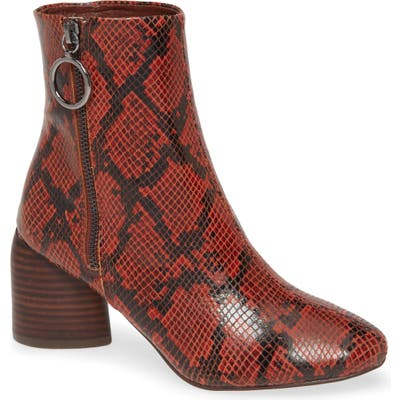 Sbicca Swamee Bootie, Red