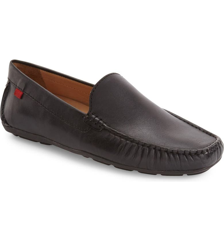 MARC JOSEPH NEW YORK Venetian Driving Loafer, Main, color, 001