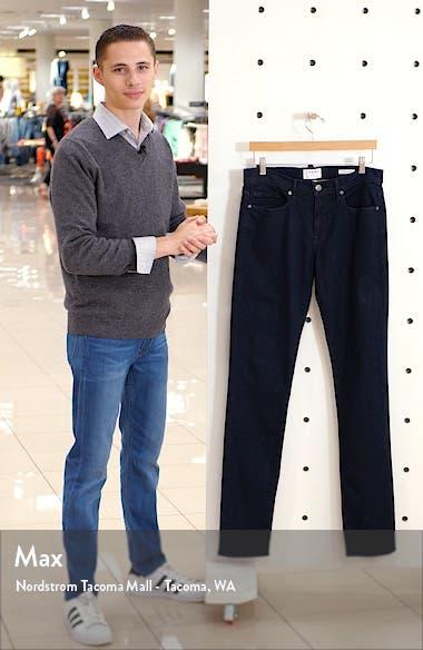 'L'Homme' Slim Fit Jeans, sales video thumbnail