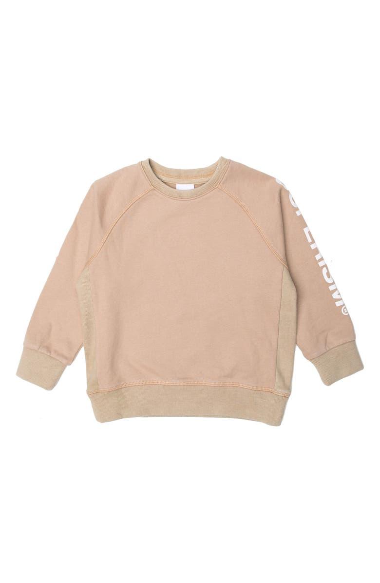 SUPERISM Andy Fleece Sweatshirt, Main, color, 250