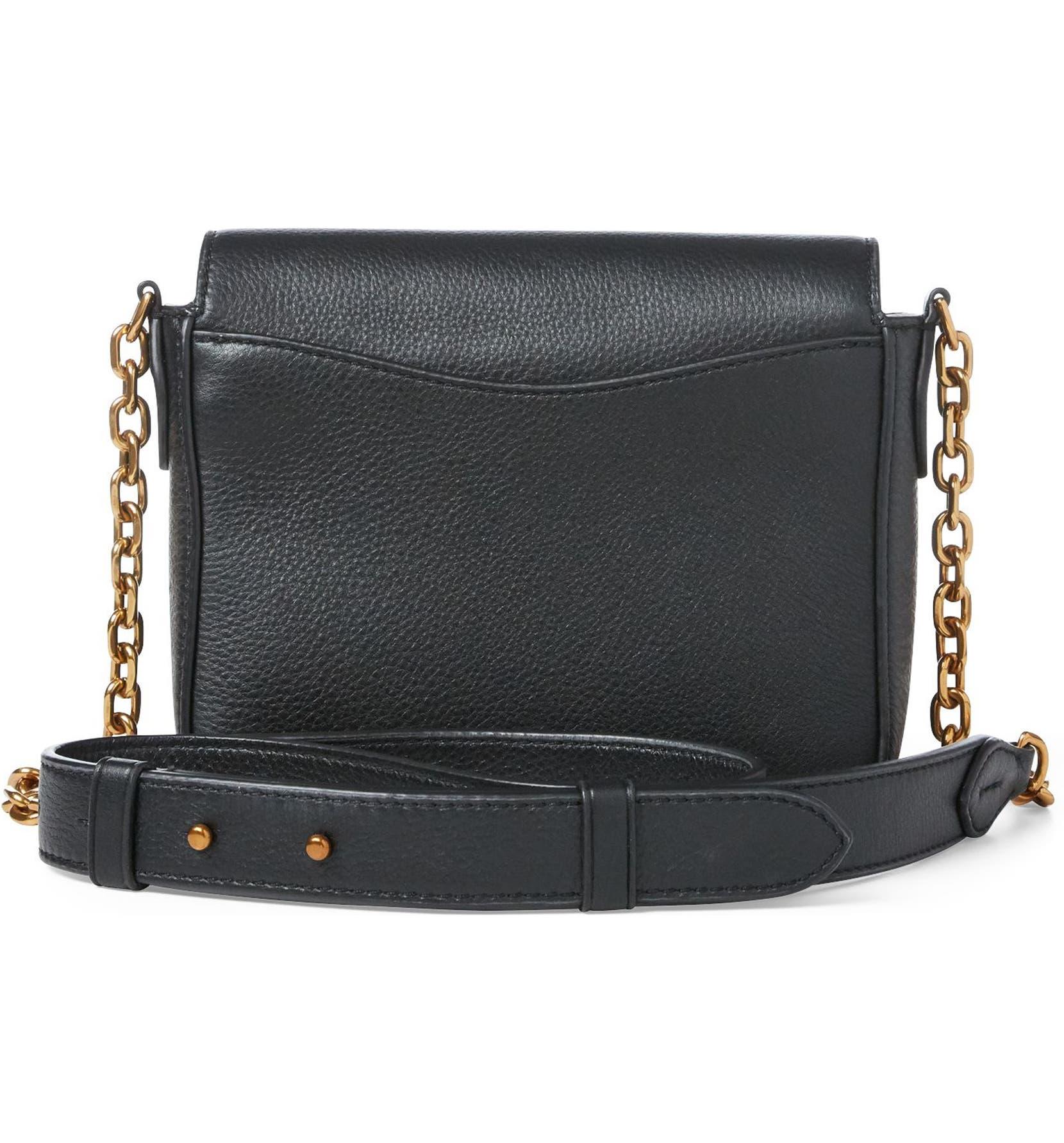 b2115fd62a3 Polo Ralph Lauren Brooke Leather Crossbody Bag | Nordstrom
